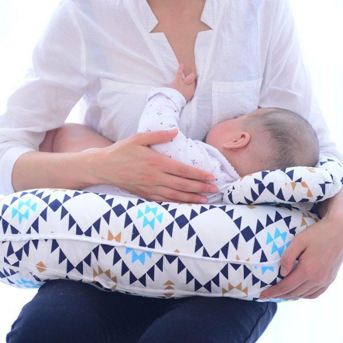 newborn breast feeding pillow